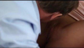Best pornstar in Fabulous Cunnilingus, Lesbian sex movie