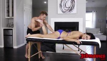 nesaporn oil massage