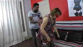 friend fucks my Turkish wife and cums in her
