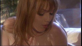 Fabulous pornstars Hillary Scott and A.J. Bailey in horny dildos/toys, lesbian adult video
